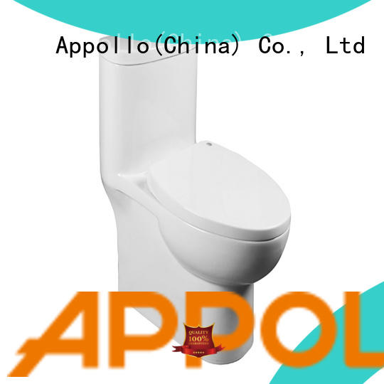 Appollo wholesale tankless toilet factory for hotel
