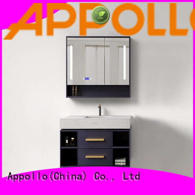 Appollo top fitted bathroom furniture manufacturers for business for home use
