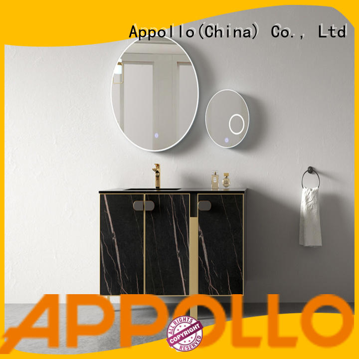 Appollo af1802 modern bathroom cabinets company for bathroom